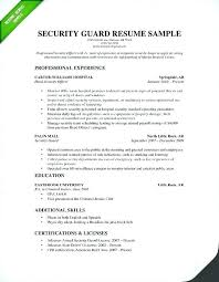 criminal justice resume objective examples criminal justice sample resume  objective security guard genius resume now reviews