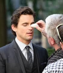Matt Bomer Hairstyle Matt Bomer Filming White Collar Oh No They