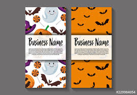 Dl Flyer Layouts With Halloween Patterns Buy This Stock Template