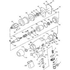 Repair kit for cp772h series chicago pneumatic parts ca149747 ingersoll rand t30 parts diagram air impact wrench diagram