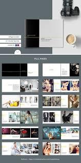 Brochure Template Pdf Coffee Shop Brochure Design Tri Fold Brochure ...