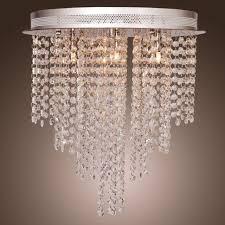 ceiling lights design hallway kids living room flush mount crystal chandelier us
