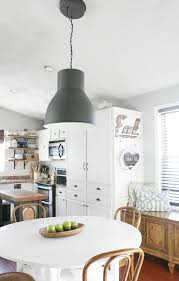 kitchen and dining room lighting. Ikea Hektar Lighting In Eat Kitchen And Dining Room