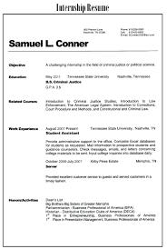 Resume Profile For College Student Unique Sample Current College Student Resume Job Latter