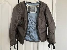 frank thomas motorcycle jacket lining