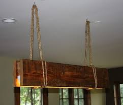 wood chandelier lighting. Beautiful Wood Rustic Reclaimed Wood Suspended Lamp In Wood Chandelier Lighting