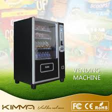Small Vending Machine Impressive China Kimma Brand Small Vending Machine Supplied By Manufacturer Kvm