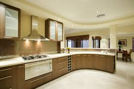 Large Kitchen Layout Kitchen Island U Shaped Kitchen Designs With Peninsula Of Kitchen