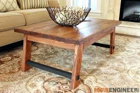 free coffee tables enchanting coffee table plans with angled leg coffee table free plans rogue engineer free coffee tables
