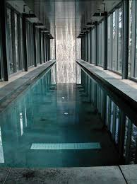Indoor infinity pool design Expensive Clearwalled Infinity Pools Designed By Architects Bohlin Cywinski Jackson In Collaboration With Water Design Inc The Cantilevered Lap Pool Is Pinterest Clearwalled Infinity Pools Inspirational Pool Designs Pinterest