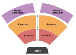 Clarksburg Amphitheater Seating Chart Clarksburg Amphitheater Seating Charts For All 2019 Events