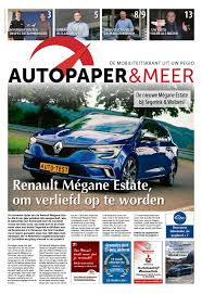 Autopaper Deventer 24 Oktober 2016