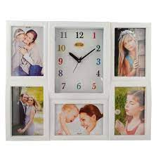 photo frame collage with 5 photos 1
