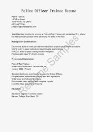 Writing And Editing Services Sample Cover Letter For Police