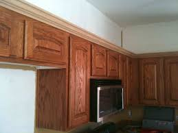 Beautiful Adding Crown Molding To Kitchen Cabinets From Best Kitchen