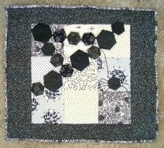 Hexagon Quilt Pattern 20 Designs and Ideasto Sew Your Next Hexie Quilt & ... fat quarter quilt- Hexagon Spider web / patchworkposse.com Adamdwight.com