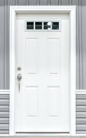 pretty white front door. Interior, White Exterior Doors In X Grilles Between Glass Left Hand Fan  Lite 4 Clean Pretty White Front Door 7