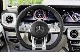 G550 g wagon for sale everything working perfectly ok. 2019 Mercedes Benz G Class Exterior And Interior Updates