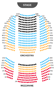 Colonial Theater Seating Chart Helen Hayes Theatre Seating Chart Watch Linda Vista On