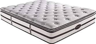 simmons beautyrest classic. Simmons Beautyrest Classic Howes Plush Pillow Top King Mattress Simmons Beautyrest Classic
