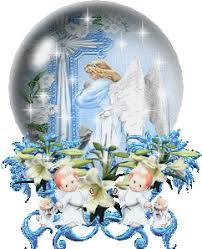 Znalezione obrazy dla zapytania aniołek gif
