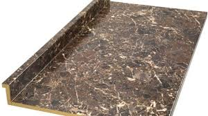 hampton bay countertops stylish 10 ft laminate countertop in breccia nouvelle with addition to