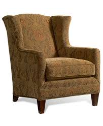 Madison Living Room Chair Wing Chair Furniture Macy s