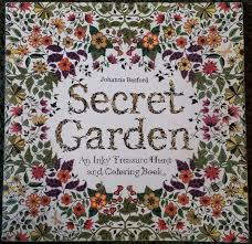 johanna basford s secret garden coloring book is china s bester for 2016