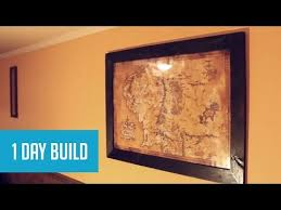 Design your own picture frame License Plate Build Your Own Poster Frame Morris County Chamber Of Commerce Build Your Own Poster Frame Youtube
