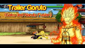 Trailer] Goruto (Goku and Naruto Fusion) - Bleach VS Naruto MUGEN