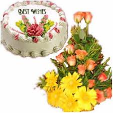 Birthday Cake And Flowers Birthday Trends