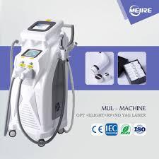 E Light Laser Hair Removal China Manufacturer E Light Ipl Rf Nd Yag Laser Hair Removal