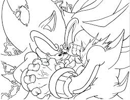 sonic coloring super pages supersonic for kids vs and s