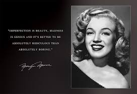 Marilyn Monroe Quotes Imperfection Is Beauty Best Of Marilyn Monroe Poster Framed Photo Famous Quotes Imperfection