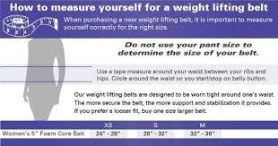 Harbinger Womens Nylon Lifting Belt Extra Small Small