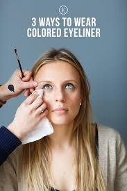 a new year is the perfect time to glam up your makeup routine the easiest way to do so colored eyeliner whether for a s night out