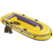 <b>Лодка</b> надувная <b>Intex Challenger 3</b> 68370/68370NP, 295x137x43 см