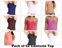 Details About Women Camisole Top Jockey Soft Wonder Camisole Style 1805 Size S M L Xl Xxl
