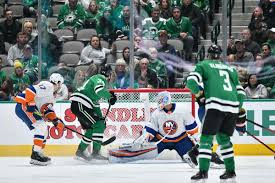 Dallas Stars Depth Chart Stars 3 Islanders 1 Bishop Radulov Dominate In Dallas Win