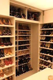 shoe organizer ideas incredible walk in closet storage for shoes prepare bed bath and beyond