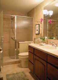 beige tile bathroom makeover bathroom showers ideas with beige granite cabinet top also oval beige