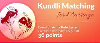 Free Kundali Matching For Marriage Free Horoscope Matching