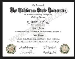 Make Certificates Online Make A Fake Degree Radiovkm Tk