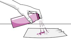 3 ways to get nail polish out of fabric