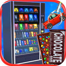 How To Get Free Food From A Vending Machine Inspiration Amazon Real Vending Machine Simulator Kids Snack Machines