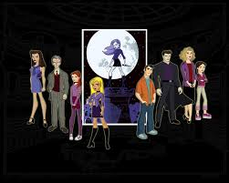 A collection of the top 42 anime vampire wallpapers and backgrounds available for download for free. Buffy The Vampire Slayer The Animated Series Tv Short 2004 Imdb