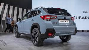 2018 Subaru Crosstrek debut from the 2017 Geneva motor show