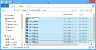 3 Ways to Batch Rename Files in Windows - Make Tech Easier