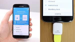 Samsung Smart Switch Galaxy S7