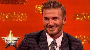 David Beckham On Instagram Rivalry With Brooklyn - The Graham Norton Show -  YouTube